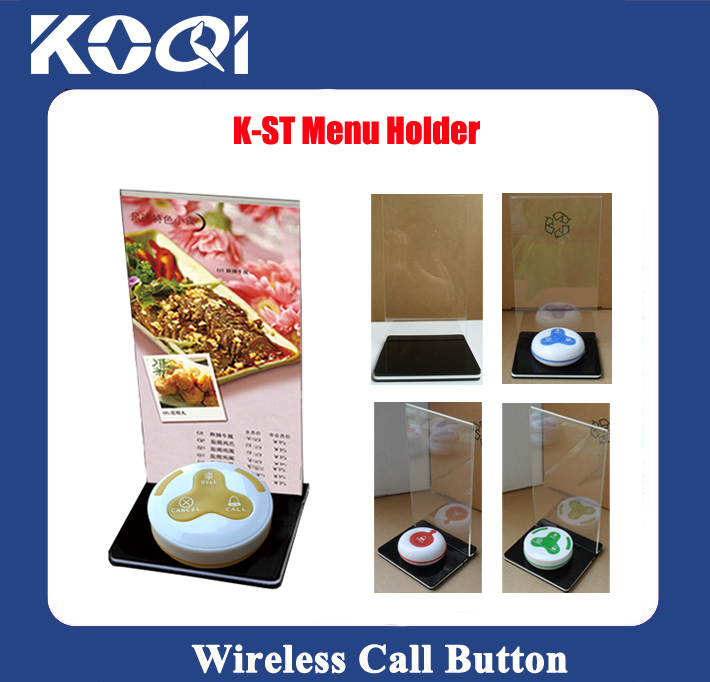 Menu Holder K-ST