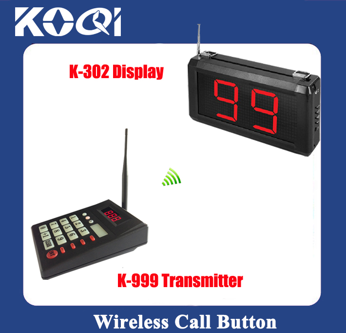 Wireless Queue Call System