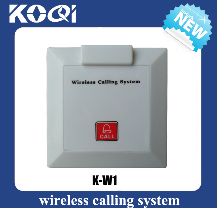 Wireless Calling System Call Button K-W1