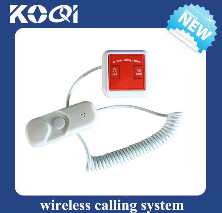 Hospital Wireless Call Button K-F2-H