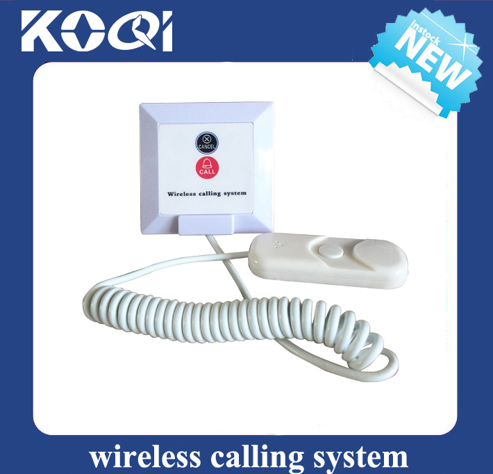 Hospital Wireless Call Button K-W2-H